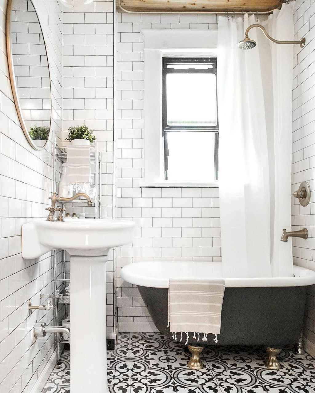 85 Beautiful Small Bathroom Decor Ideas on A Budget