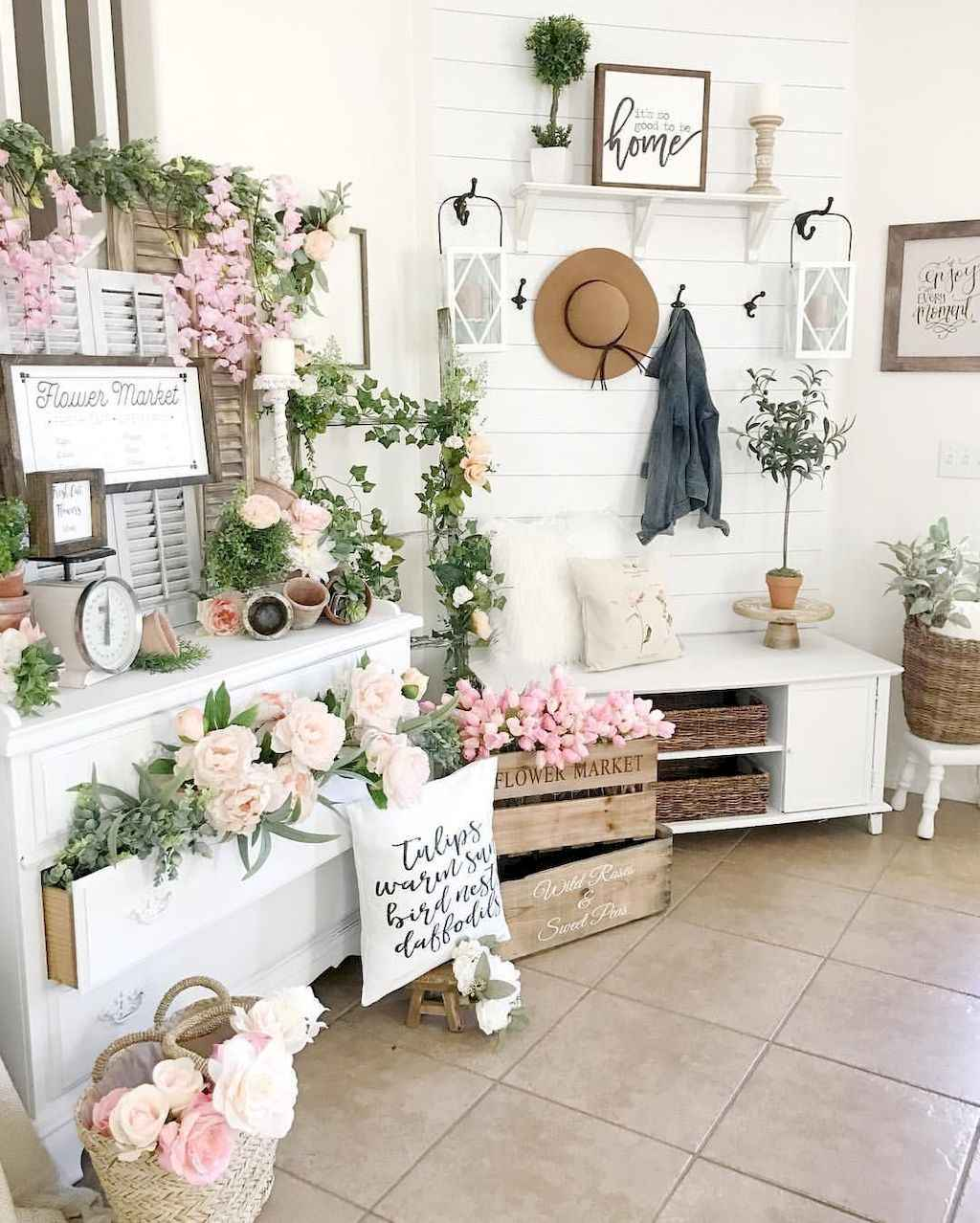 38 Beautiful Spring Front Porch and Patio Decor Ideas